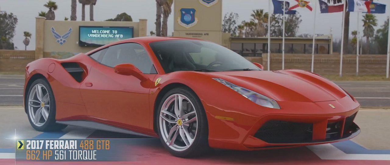 Youtube Tesla Model S P100d Wygrywa Z Ferrari 488 Gtb
