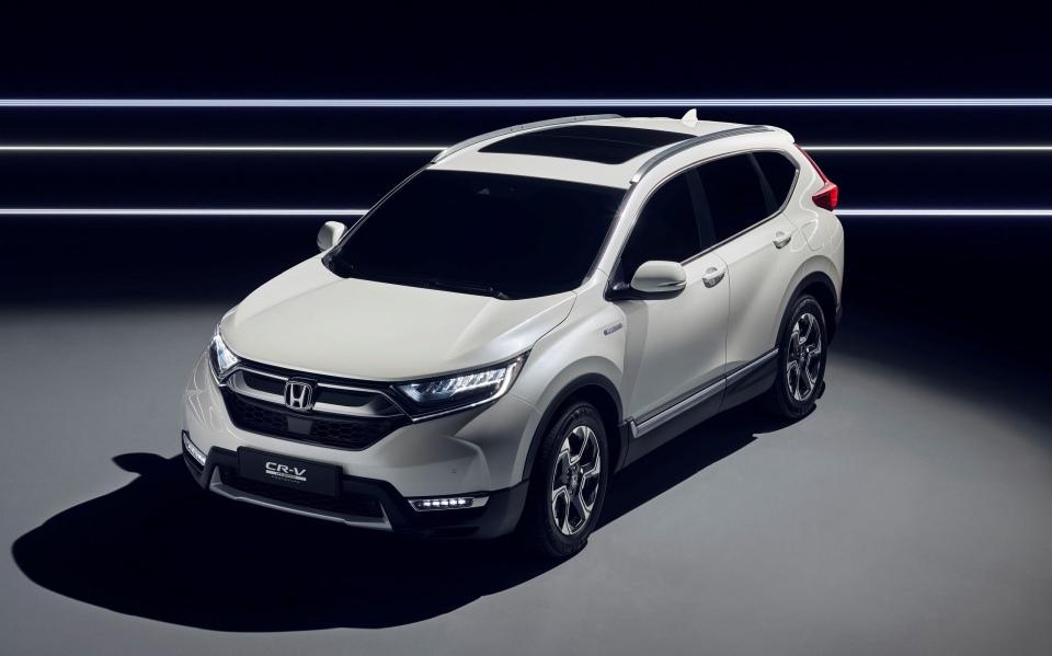 Nowa Honda Cr V 2018 W Polsce Tylko Hybryda Albo Benzyna 1 5 Vtec Turbo Sla Brak