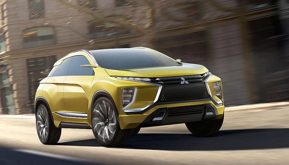 Nowy plug-in ASX, następca Mitsubishi i-MiEV, nowy ...