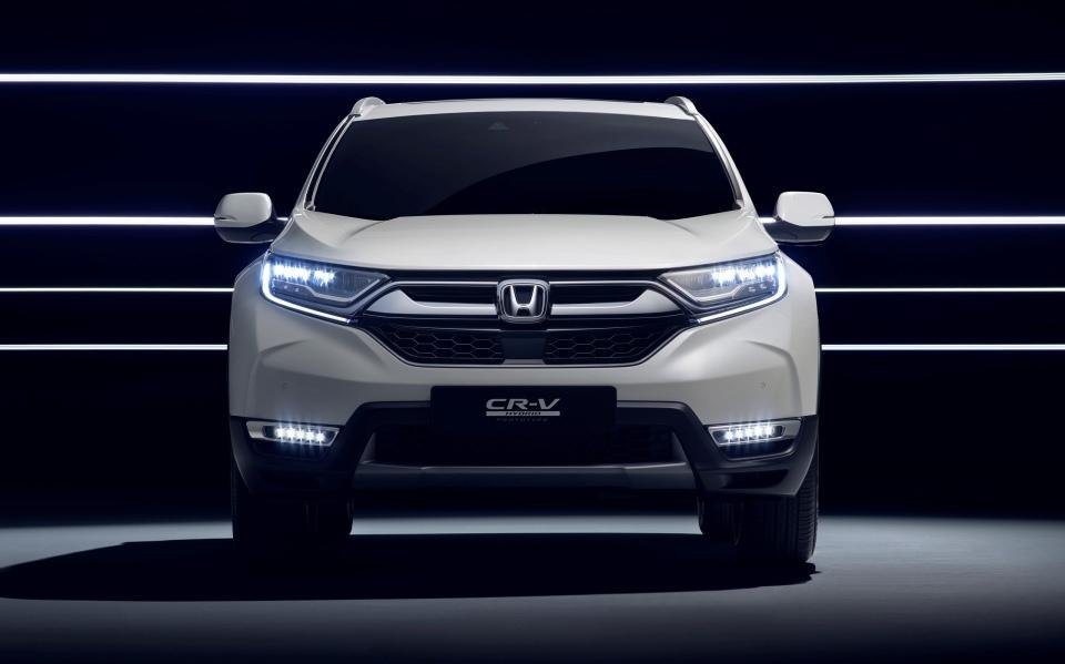 Nowa Honda Cr V 2018 W Polsce Tylko Hybryda Albo