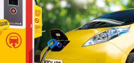 Ladowarki Shell Mapa Uk Samochody Elektryczne Www Elektrowoz Pl