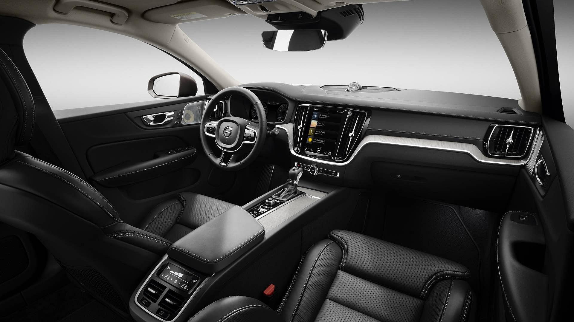 Nowe Volvo V60 (2019) T6 Twin Engine i T8 Twin Engine ...