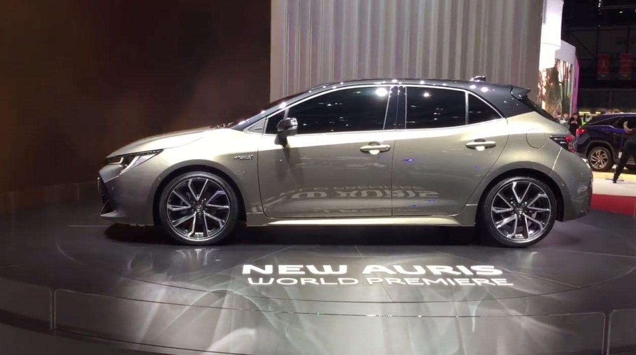 Nowa Toyota Auris (2019) [FOTO]: hybryda, nadal ...