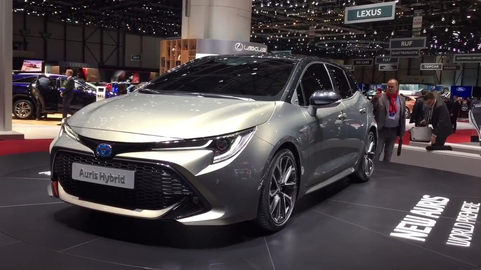 Toyota Auris 2019 Silniki Samochody Elektryczne Www Elektrowoz Pl