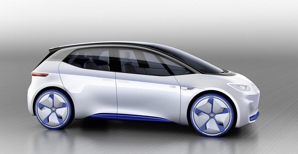 Audi Q7 >> Elektryczny VW ID hatchback => VW Neo/VW ID Neo. Plus nowe samochody na prezentacji Roadmap E ...