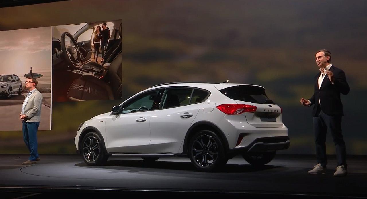 Nowy Ford Focus (2019): silniki, ładna wersja Active, ani ...