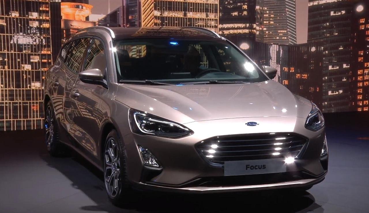 Nowy Ford Focus 2019 Silniki Ladna Wersja Active Ani Slowa O