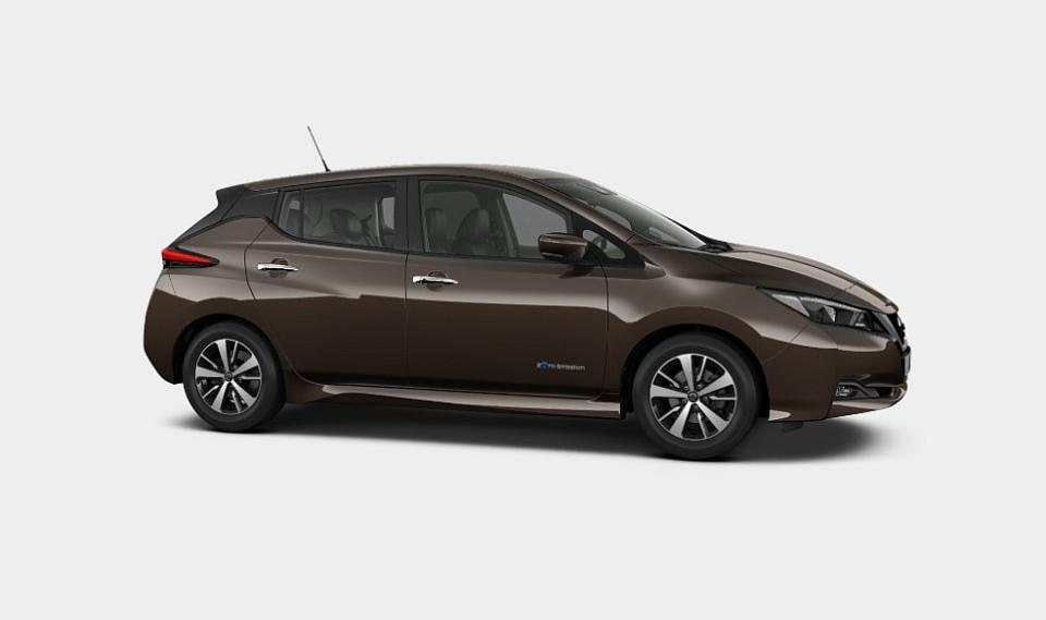 Nissan Leaf (2018): CENA, dane techniczne, test, wrażenia ...