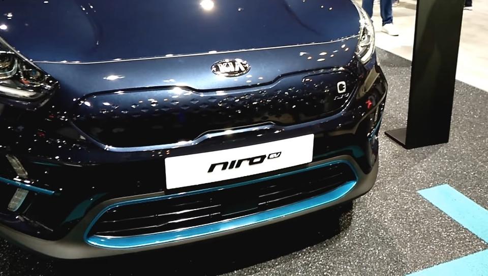 Kia Niro Ev Wymiary Samochody Elektryczne Elektrowoz