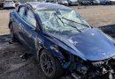 Przegląd mediów 16.07: Tesla Model 3 po dachowaniu * dobre wyniki sprzedaży Leafa w Europie * elektryczna Pininfarina = 12 s do 300 km/h