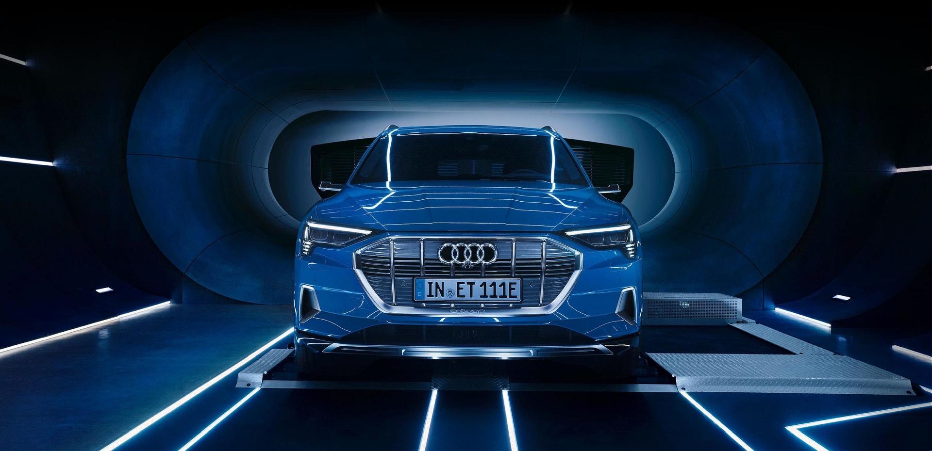 Elektryczne Audi E Tron Cena Od 799 Tysiąca Euro W Polsce Od 350