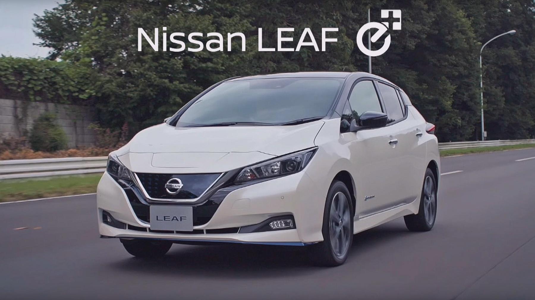 nissan leaf e+ / eplus: cena od 201 200 zł (3.zero), bateria 62 kwh