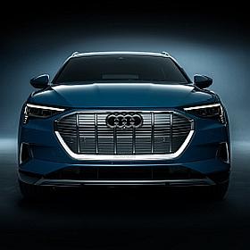 Audi e-tron konfigurator