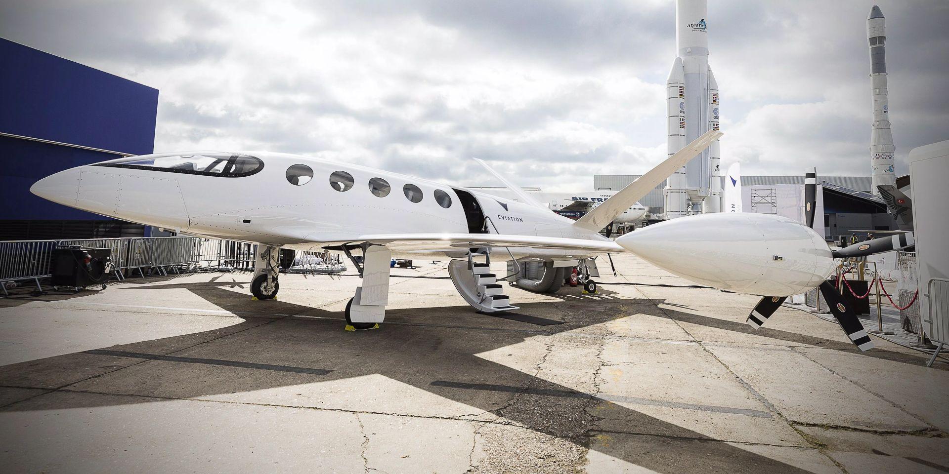 samoloty elektryczne alice trafia  floty cape air samochody elektryczne wwwelektrowozpl