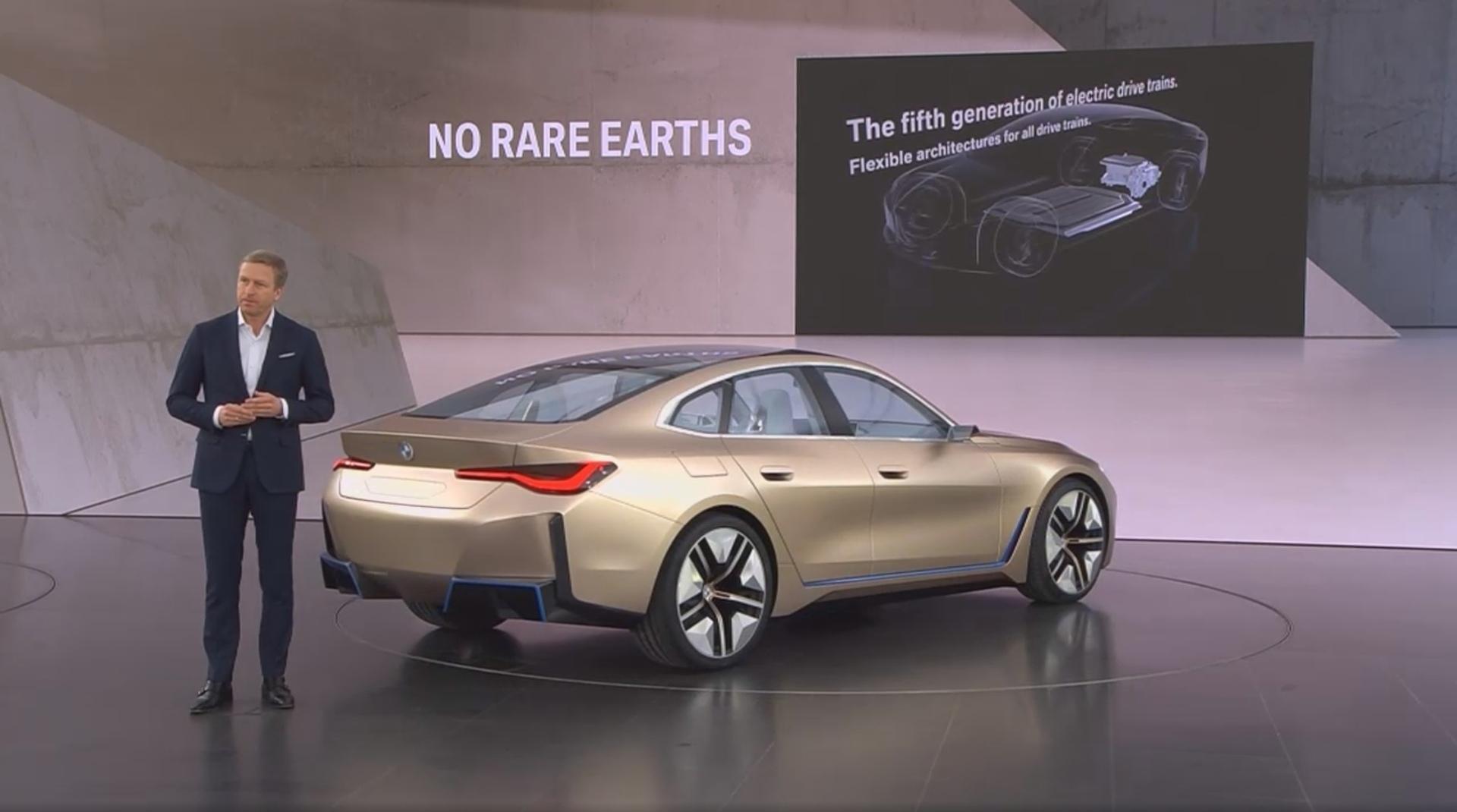 """BMW i4: znowu """"Concept"""", ale """"całkiem blisko"""" wersji ..."""